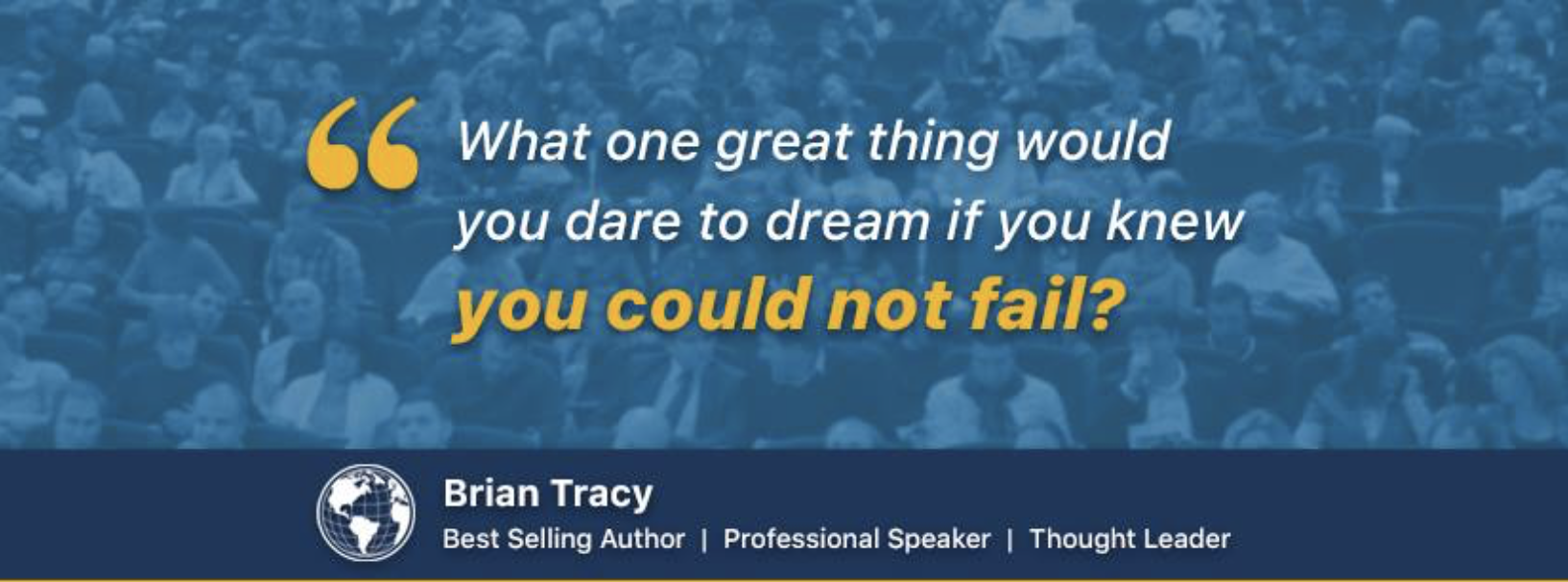 Brian Tracy Facebook Page Image