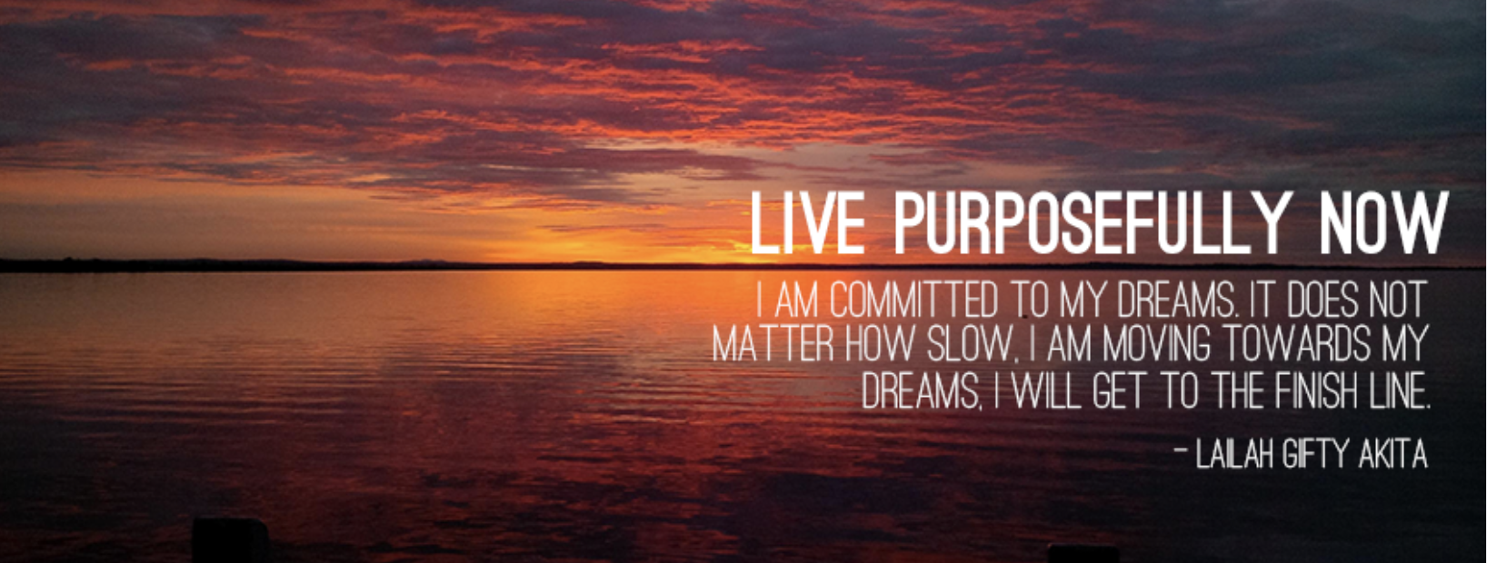 Live Purposefully Now Facebook Page Image