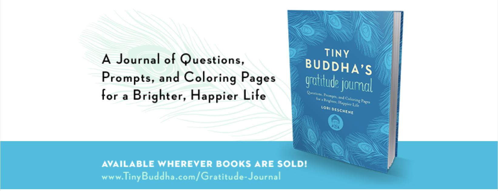 Tiny Buddha Facebook Page Image
