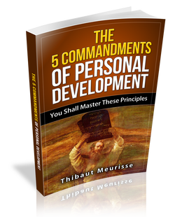 The 5 Commandments of Personal Development